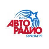 rádio Авторадио 102.3 FM Rússia, Orenburg