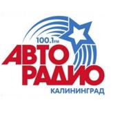 radio Авторадио 100.1 FM Rusia, Kaliningrado