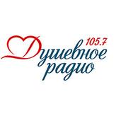 rádio Душевное Радио 105.7 FM Bielo-Rússia, Minsk