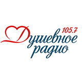radio Душевное Радио 105.7 FM Wit-Rusland, Minsk
