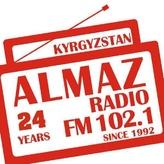 radio Алмаз 102.1 FM Kirgistan, Biszkek
