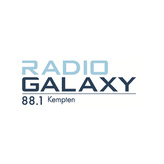 Radio Galaxy 88.1 FM Deutschland, Kempten (Allgäu)