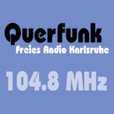 rádio Querfunk Freies Radio 104.8 FM Alemanha, Karlsruhe