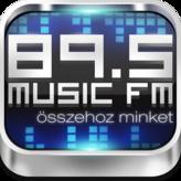 radio Music FM 89.5 FM Ungheria, Budapest