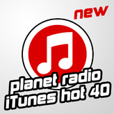 Радио Planet Radio iTunes Hot 40 Германия, Франкфурт-на-Майне