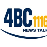 radio 4BC News Talk 1116 AM Australia, Brisbane