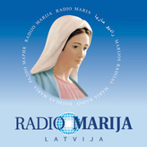 rádio Marija 97.3 FM Letônia, Riga
