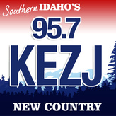 Радио KEZJ New Country 95.7 FM США, Туин-Фолс