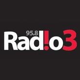 radio 3 - Tri 95.8 FM Serbia, Belgrad