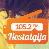 rádio Nostalgija 105.2 FM Sérvia, Belgrado