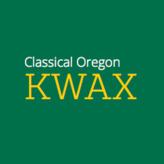 rádio KWAX 91.1 FM Estados Unidos, Eugene
