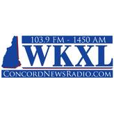 radio WKXL - (Concord) 1450 AM Estados Unidos, New Hampshire