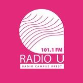 radio Radio U 101.1 FM Francia, Brest