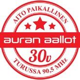 radio Auran Aallot 90.5 FM Finlandia, Turku