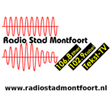 radio Stad Montfoort FM 106.8 FM Pays-Bas